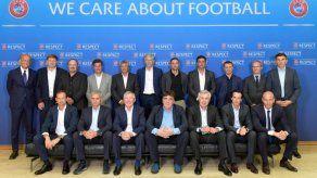 Platini se despide y la UEFA elige a su sucesor en la presidencia