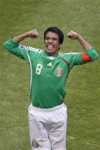 Mundial: México busca ganar como visitante