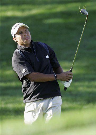 Romero se luce en el golf de la PGA