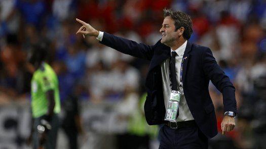 Christiansen confesó que hay graves fallas en la defensa en la Copa Oro 2021