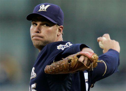 MLB: Cerveceros 4, Piratas 1; Sheets gana pese a 11 imparables