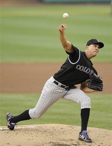 MLB: Rockies 2, Nacionales 1; Jiménez guía a Colorado