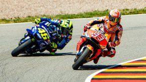 Resumen 2018: Márquez se pone a rebufo de Rossi