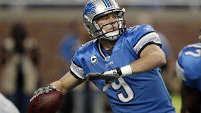 Lions habrían extendido contrato a Stafford