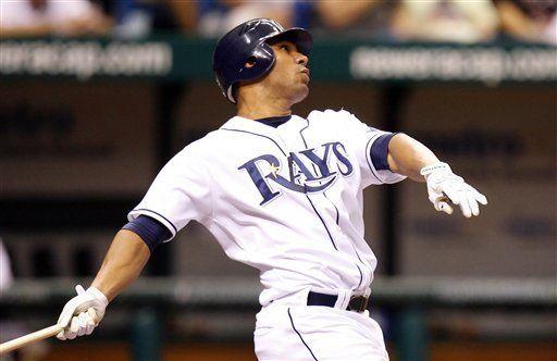 MLB: Rays 11, Reales 2; Carlos Peña remolca cinco