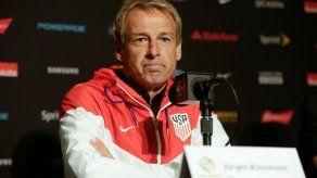 Klinsmann intentó cambiar la cara de EEUU