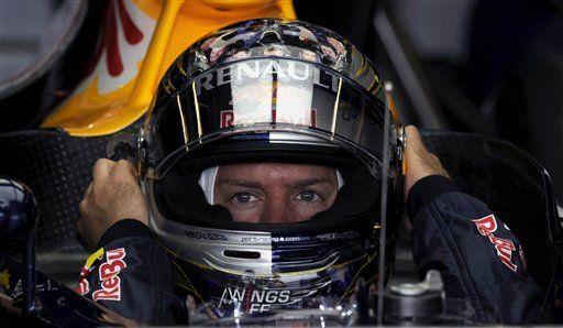 Webber obtiene mejor tiempo en primera práctica de Gran Bretaña