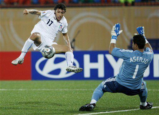 Sub20: Italia vence 3-1 a España y avanza a cuartos de final