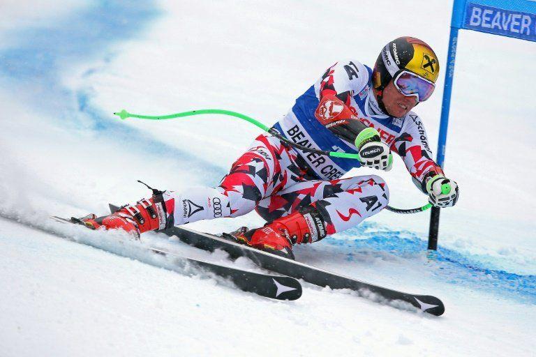 El austríaco Hirscher gana el Super gigante de Beaver Creek
