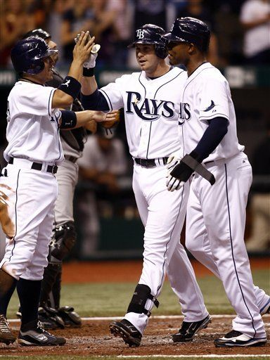 MLB: Rays 6, Azulejos 4; grand slam de Longoria