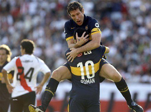 Argentina: River y Boca salen 1-1