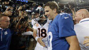 Peyton vence a Eli