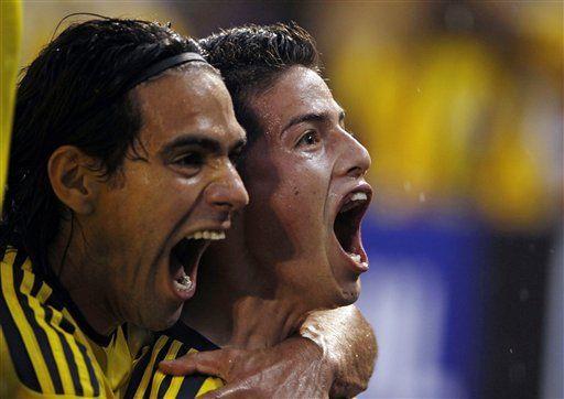 Colombia buscará ante Uruguay la clasificación