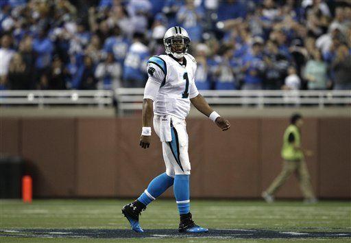 NFL: Lions 49, Panthers 35; Stafford lleva a Detroit al triunfo