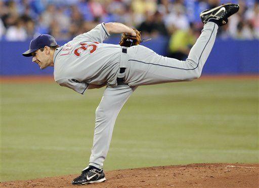 MLB: Indios 4, Azulejos 0; Lee llega a 16 triunfos