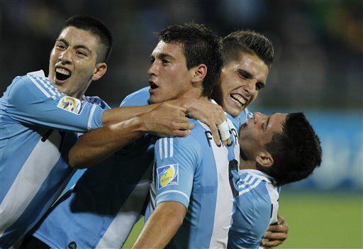Sub20: Argentina gana autoestima, pero deja dudas