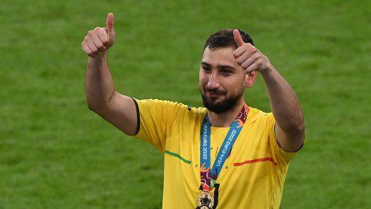 Gigio Donnarumma, el joven héroe que ya está en la corte de los grandes arqueros