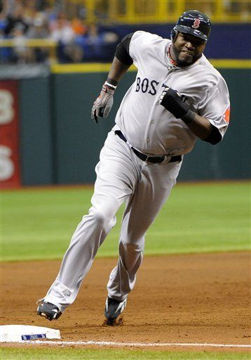 MLB: Medias Rojas 9, Rays 5; Boston remonta con jonrones