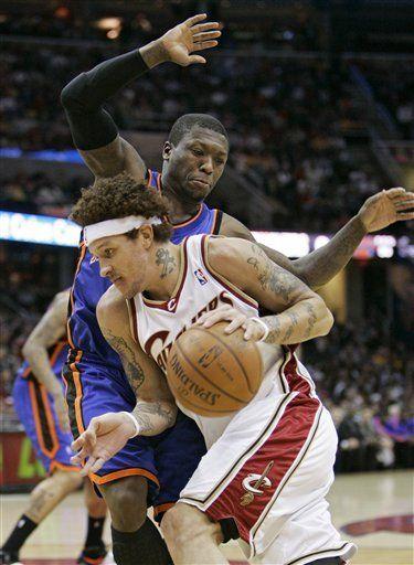 NBA: Cavaliers 98, Knicks 93