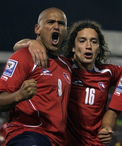 Mundial: Chile vence 1-0 a Ecuador