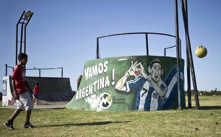 Angel Di María, el crack mundial que costó 20 pelotas en Argentina