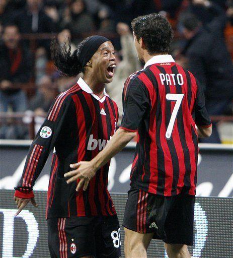 Campeones: Kaká se reencuentra con el Milan