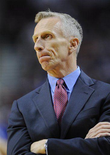 Bobcats fire coach Dunlap after 1 season