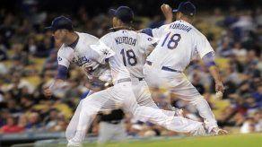 MLB: Dodgers 7