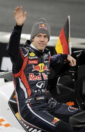 F1: GP de EEUU es incluido en el calendario de 2012