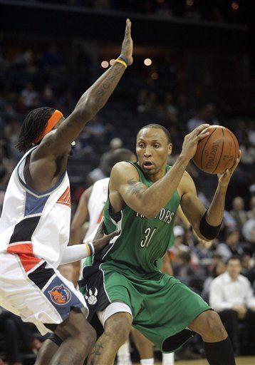 NBA: Bobcats 112, Raptors 86; Wallace anota 25 puntos