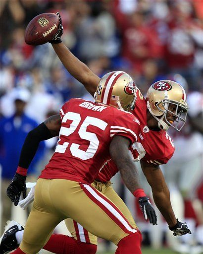 NFL: 49ers 27, Giants 20; Justin Smith se luce en defensa