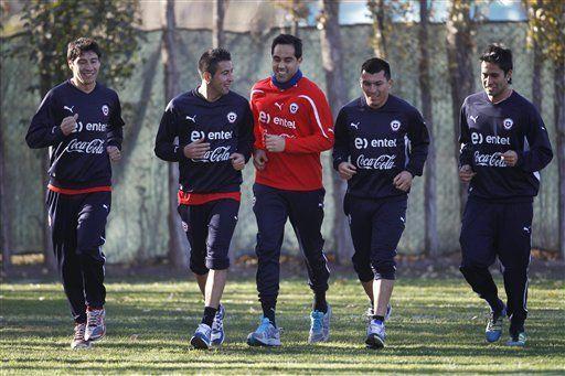 América: Chile saldrá a dominar el partido contra Perú
