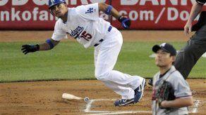 MLB: Dodgers 5