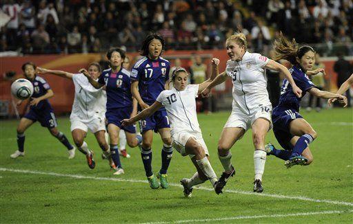Final mundialista de mujeres, el partido más visto en ESPN