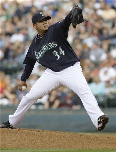 MLB: Marineros 8, Indios 2; gana Hernández