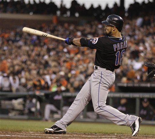 MLB: Mets 5, Gigantes 2; Hairston conecta jonrón del desempate