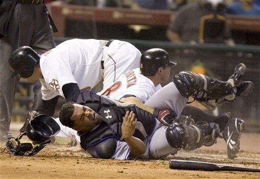MLB: Astros 5, Mets 4, 10 innings; Valverde gana el partido