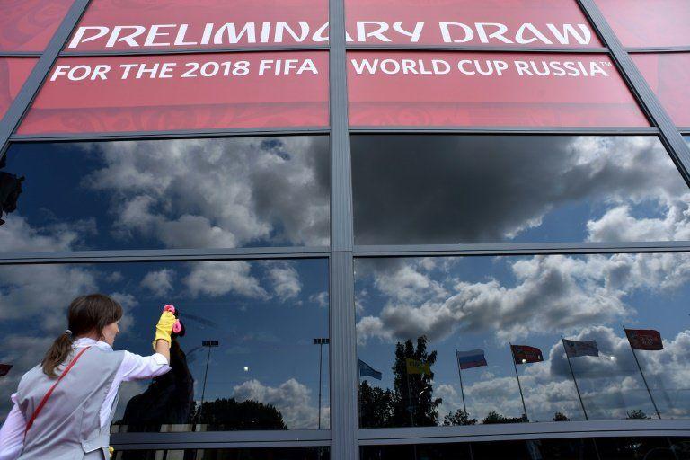 España será cabeza de serie en el sorteo para la fase preliminar de Rusia-2018