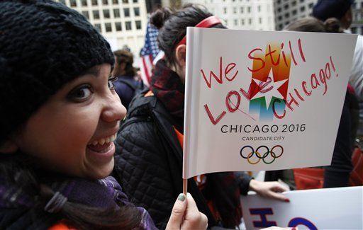 Alcalde de Chicago descarta perjuicios por derrota olímpica
