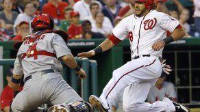 MLB: Nacionales 7