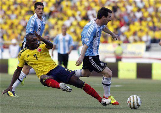 Messi, Neymar, Dos Santos y Gómez nominados al gol del año