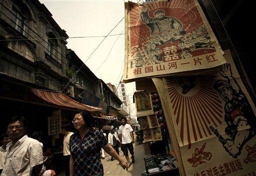 Desaparecen los barrios antiguos de Beijing