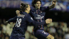 Campeones: PSG vence 2-1 al Valencia
