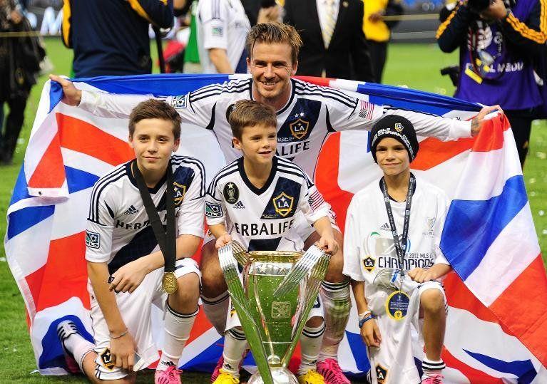 Beckham podría volver a jugar