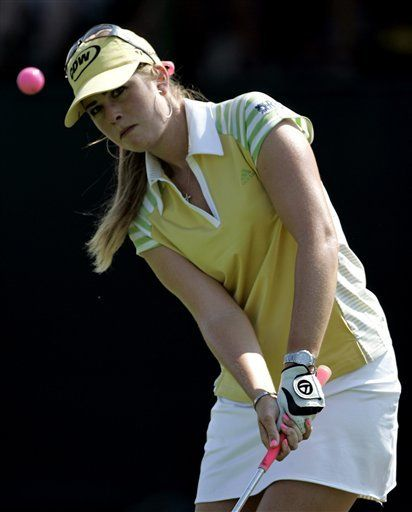 Paula Creamer impone marcas en el torneo de Sylvania, Ohio