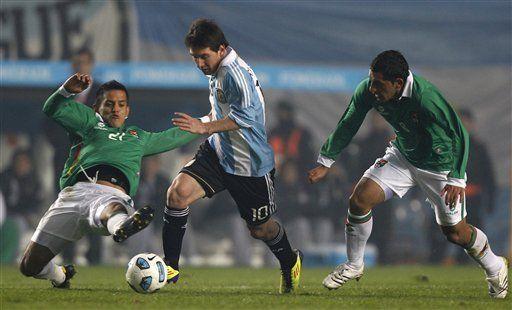 América: Cuando Messi se harte, se queda en Barcelona