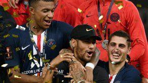 El PSG remonta ante el Rennes y se lleva el Trofeo de Campeones