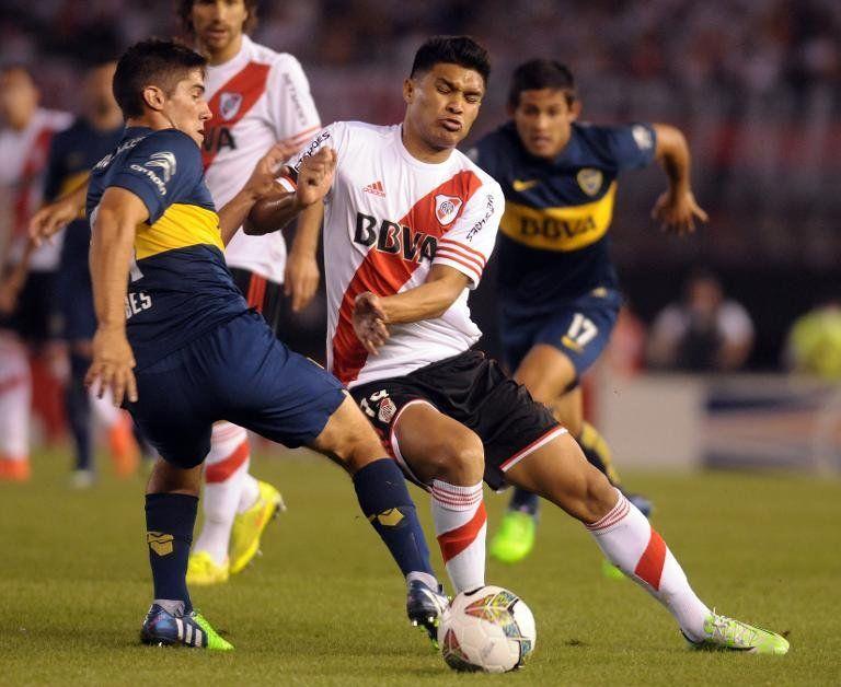 Atlético Nacional recibe a River Plate en parejo juego de ida por final de Sudamericana