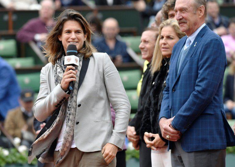 Arantxa Sánchez Vicario entregará la Copa a la ganadora de Roland Garros