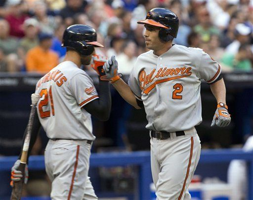 MLB: Orioles 12, Azulejos 4; feria de jonrones